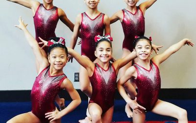 SoCal Level 7 Team take 1st place at National Judges' Cup