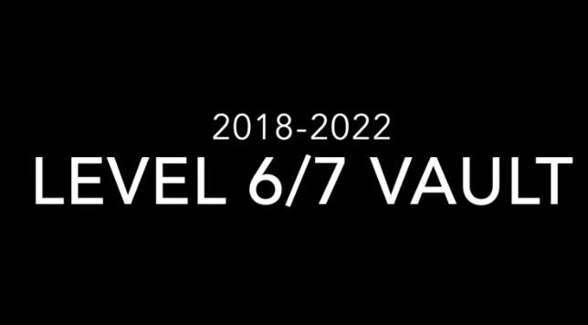 Level 6/7 Vault Practice Judging Video