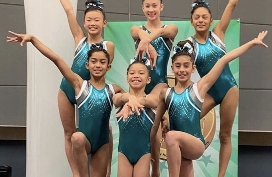 SoCal Level 7 Team Took 2nd Place at National Judges Cup