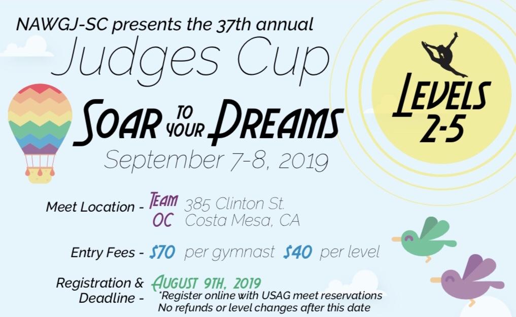 2019 Judges Cup