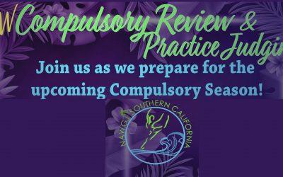 New! Upcoming Compulsory Clinics